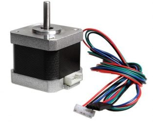 Nema17 4.2 kgCm stepper motor (With Detachable 70 cm Cable)