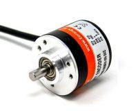 Orange Incremental Optical Rotary Encoder
