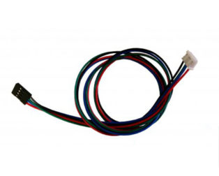Nema17 4.2 kgCm stepper motor (With detachable connector & 100 cm Cable)