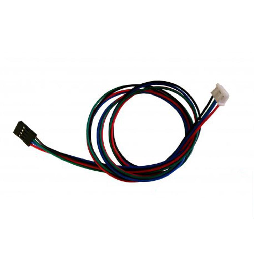 Nema17 4.2 kgCm stepper motor (With detachable connector & 100 cm Cable)