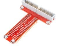 40 Pin Red GPIO Extension Board for Raspberry Pi