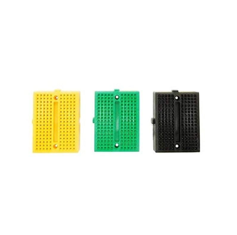 Syb-170 Mini Bread Board Green Color Ic New Develop Green
