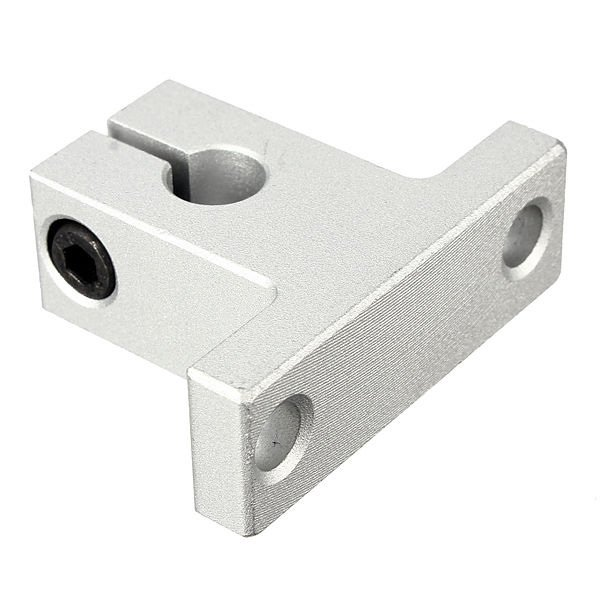 SK8 8MM linear bearing rail support XYZ Shaft Table CNC Router SH8A - 2Pcs