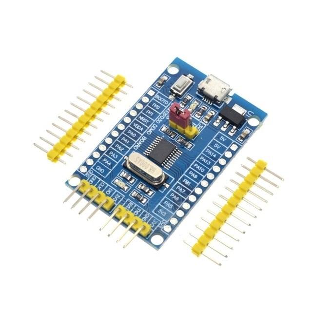 STM32F030F4P6 core board development board core ARM CORTEX-M0 (Robu.in)