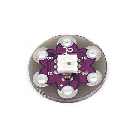 WS2812 LilyPad RGB LED Module for Arduino