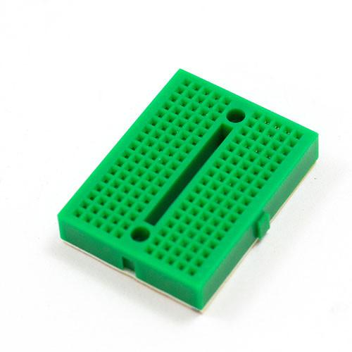 SYB-170 Mini Solderless Breadboard-Green