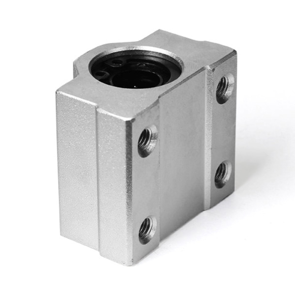 SC10UU 10 mm Linear Ball Bearing Slide Unit CNC 3D Printer (Robu.in)