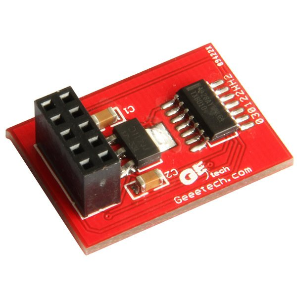 Micro SD card adapter for RAMPS (Robu.in)