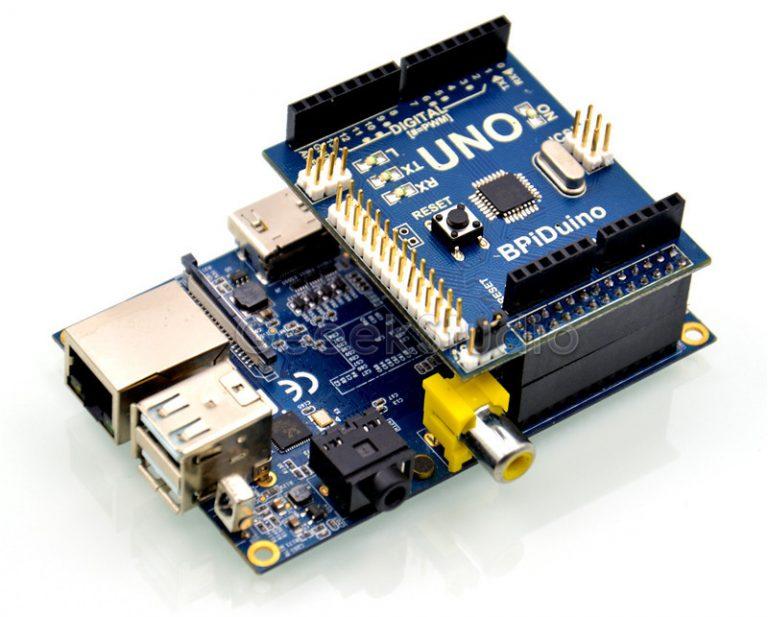 BPiDuino UNO Board Module