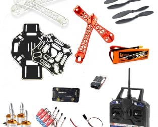 Buy Drone Quadcopter Kit in India at Low Price