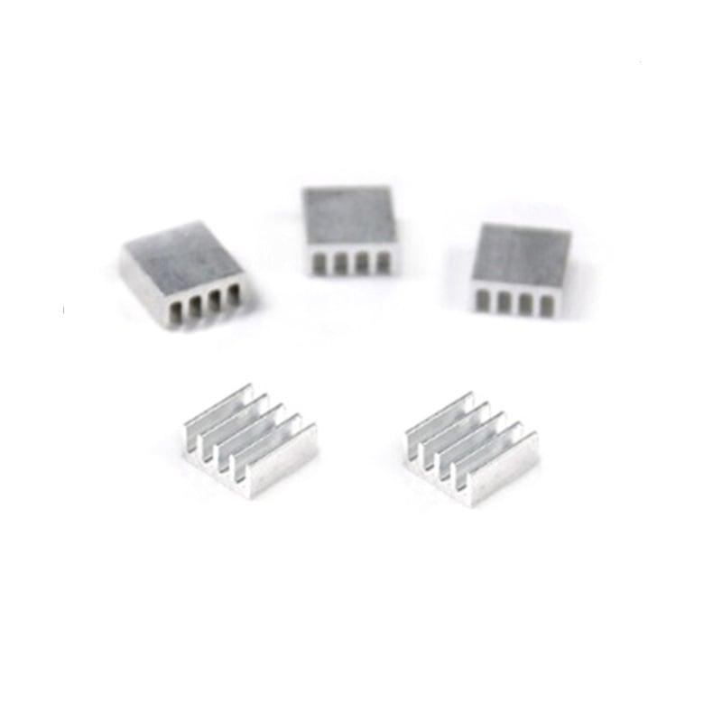 Aluminum Heatsink for A4988 DRV8825 Stepper Motor Driver – 5Pcs