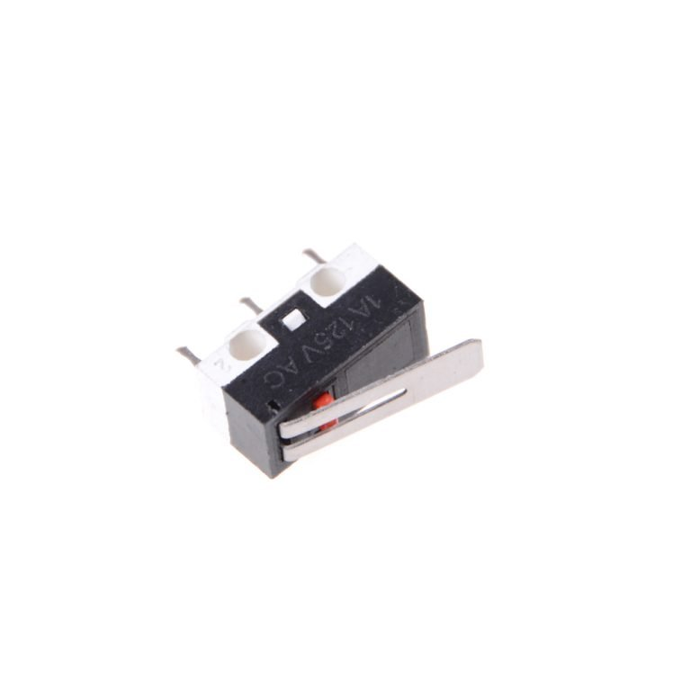 Microswitch KW10-Z1P Limit Switch 1A 125V AC (Robu.in)
