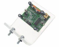 Bracket for Pyroelectric Infrared PIR Motion Sensor Detector Module HC-SR501 (Robu.in)