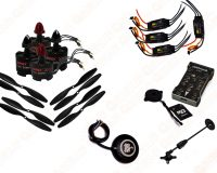 ARF Quadcopter Advanced Combo Kit (Robu.in)