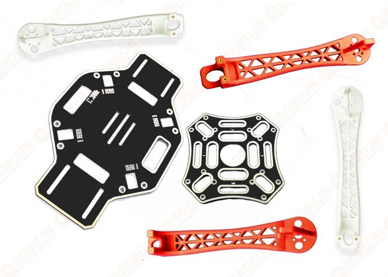 ARF Quadcopter Economy Combo Kit (Robu.in)