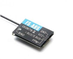 FlySky FS-A8S 2.4G 8CH Mini Receiver