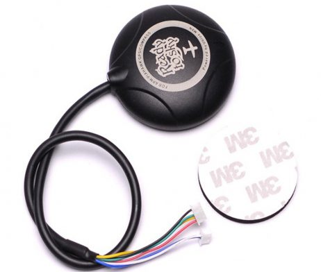 Ublox NEO-M8N GPS Module with Compass for APM and PIXHAWK FC (Default Connector: PIX)