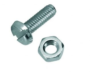 EasyMech M3 x 25mm CHHD Bolt, Nut and Washer Set-20pcs.