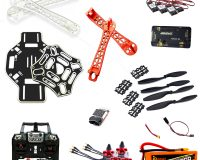 ARF Quadcopter Upgraded Combo Kit (Robu.in)