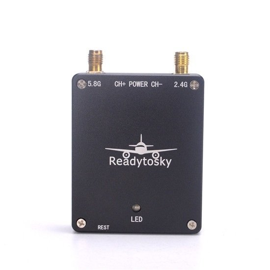 5 8G and 2 4G 151CH OTG WiFi dual FPV AV Receiver for IOS & Android Smart  Phones - Robu in | Indian Online Store | RC Hobby | Robotics