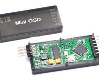 Mini OSD for Pixhawk Flight Controller