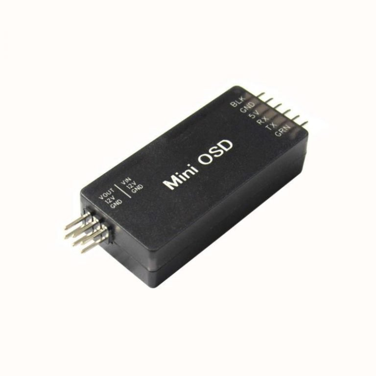 Mini OSD for Pixhawk Flight Controller
