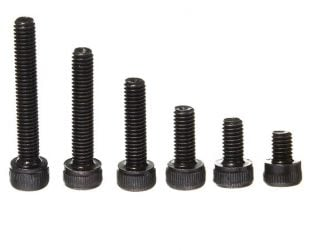Set of M5 X 65 MM Socket Head Cap (Allen) Bolt and Nut