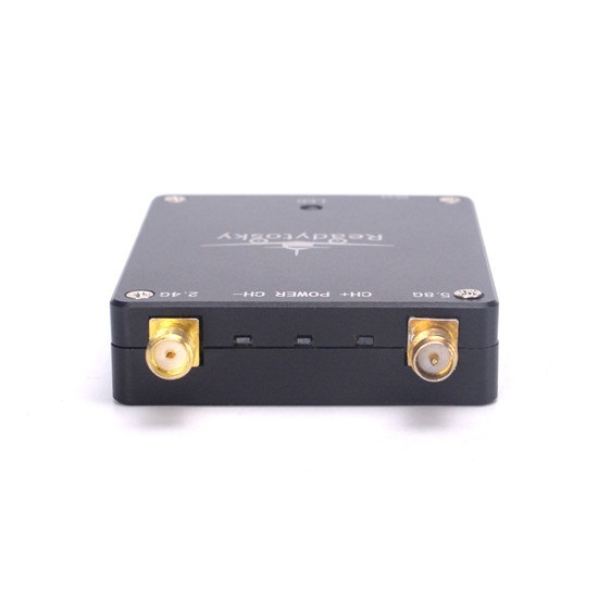 5.8G and 2.4G 151CH OTG WiFi dual FPV AV Receiver for IOS & Android Smart Phones