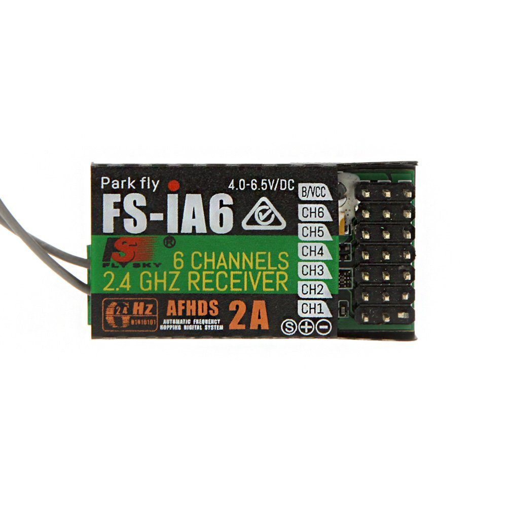 Fs Ia6 6ch Afhds 2a 24g Radio Receiver Indian Online Board Circuit Pcb Rc Quadcopter Spare Parts New Ebay Hover To Zoom