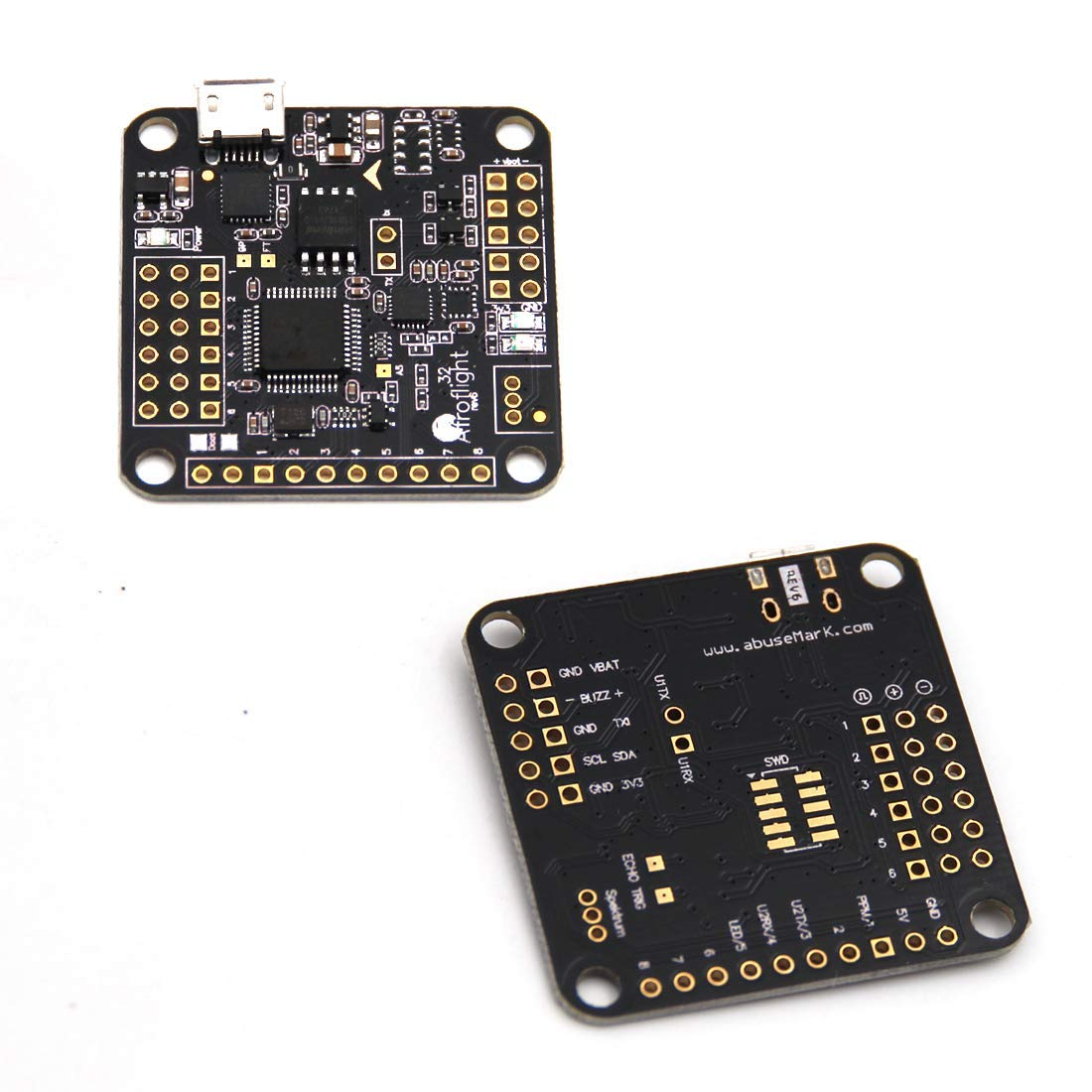 Naze 32 Full REV6 Flight Controller with Comp & Barometer - Robu.in Naze Rev A Mpu Wiring Diagram on