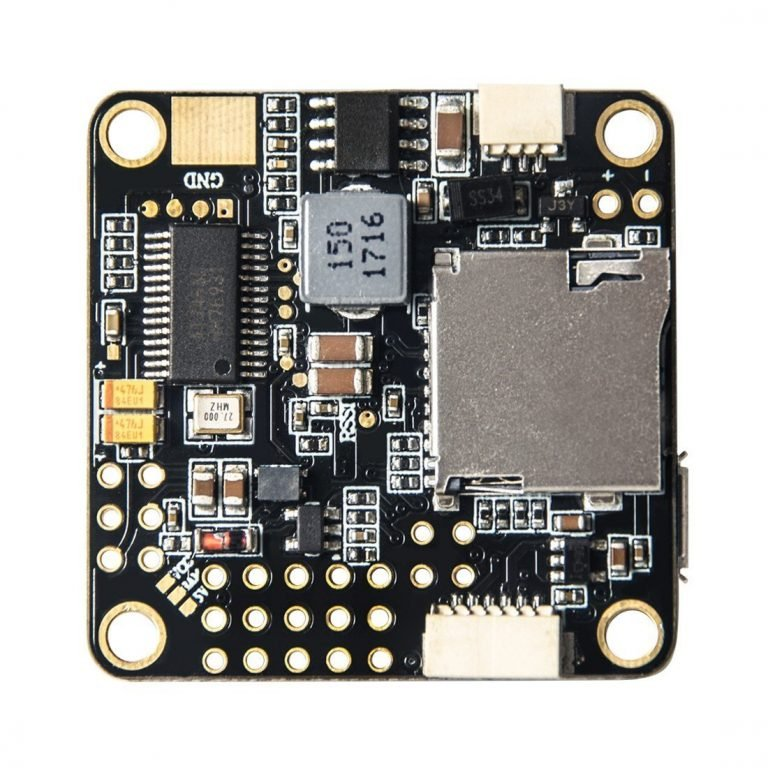 OMNIBUS F4 V2 PRO Flight Controller with SD Card Slot & BEC