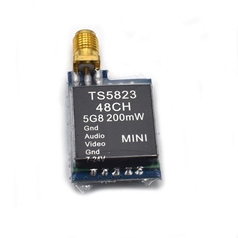 TS5823 200mw 48CH Mini Transmitter