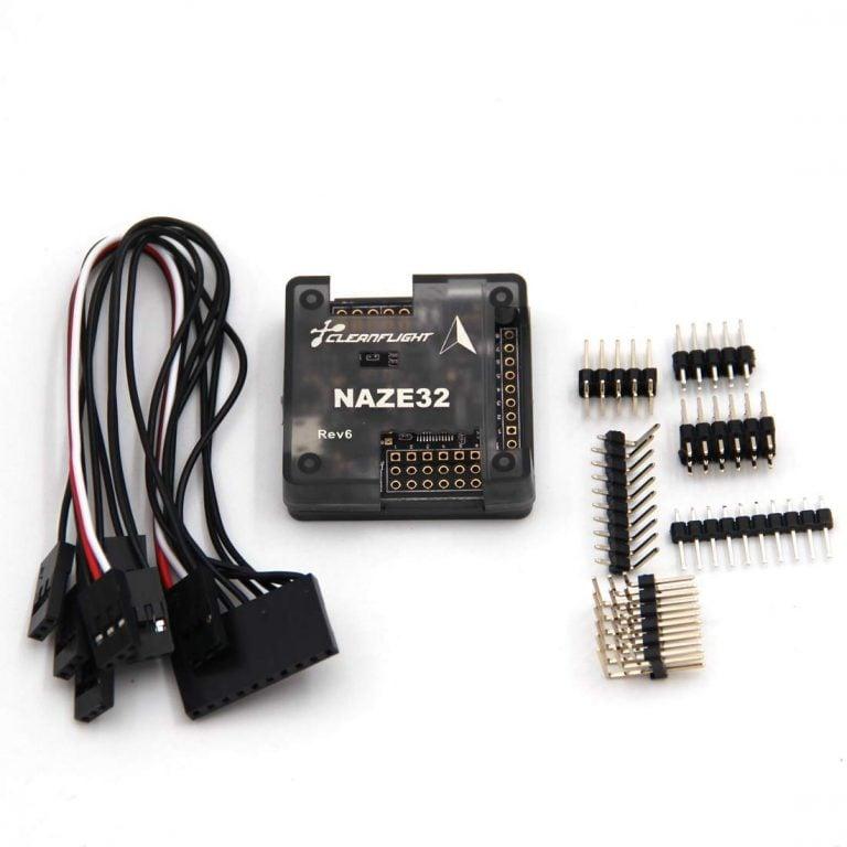Naze 32 Full REV6 Flight Controller with Compass & Barometer
