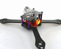 MARTIAN-III REPTILE 260mm Quadcopter Frame Kit