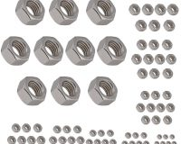 Set of M5 X 25 MM Socket Head Cap (Allen) Bolt and Nut