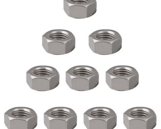 EasyMech Set of M5x16mm Socket Head Cap Bolt and Nut-12 Pcs.