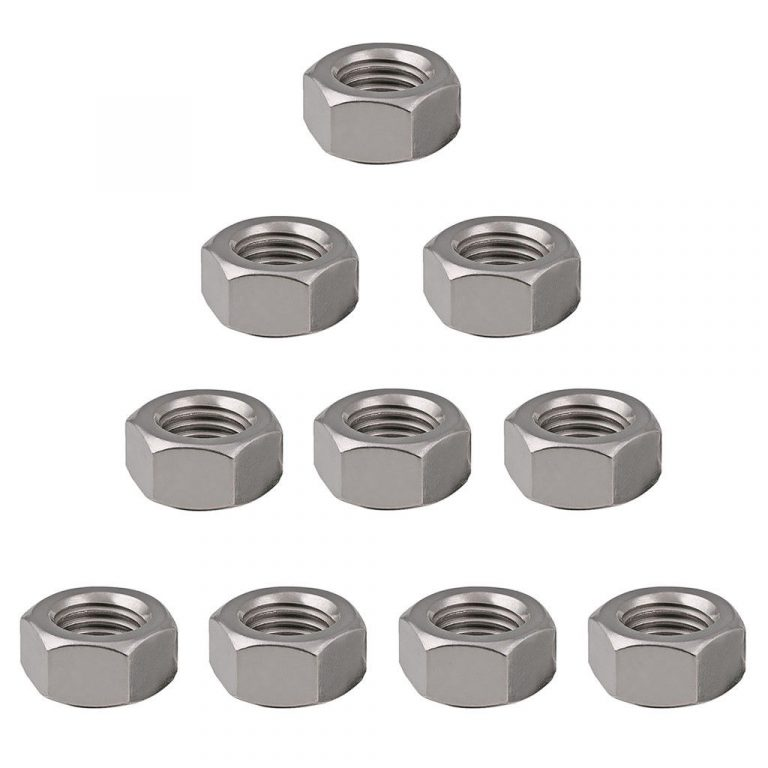 Set of M5 X 12 MM Socket Head Cap (Allen) Bolt and Nut