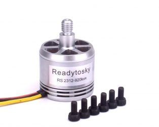 2312 920KV Brushless DC Motor - (CW Motor Rotation)