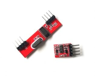 433Mhz RSI Wireless Transmitter Receiver Module