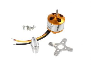 A2212 10T 13T 1000Kv Brushless Motor Without Soldered Connector