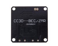 CC3D V2 ZMR Power Distribution Board with Dual BEC LC Filter & LED Switch