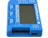 Cellmeter 8 Multi-Functional Digital Power Servo Tester -ROBU.IN