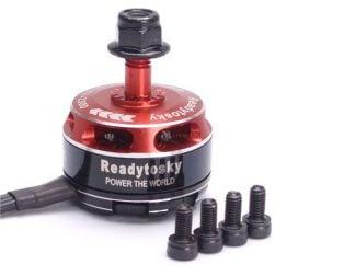 GT2205 2300KV Brushless DC Motor – Black Cap (CW Motor Rotation) - ROBU