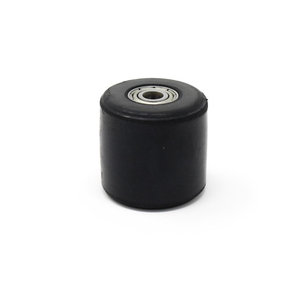 Omni Aluminium Wheel Roller Set (Bearing Type) - Robu (1)