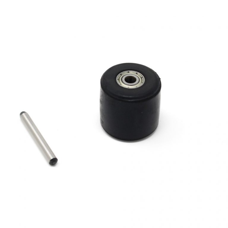 Omni Aluminium Wheel Roller Set (Bearing Type) - Robu (2)