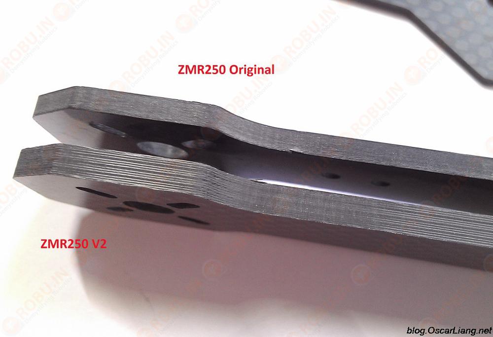 Replacement Arm for ZMR QAV250 Quadcopter Frame
