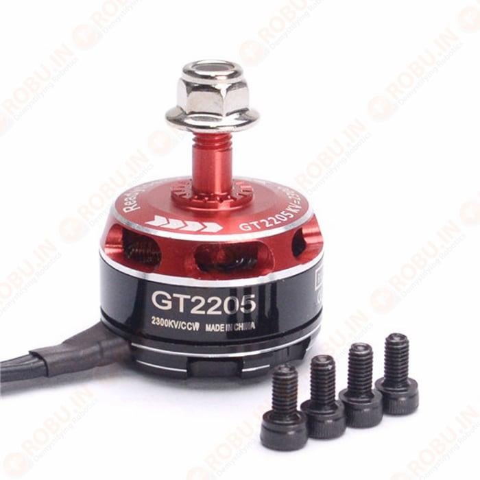GT2205 2300KV CCW Brushless Motor