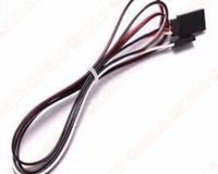 1JR Male To 2 Futaba Female Y Type Servo Extension Wire