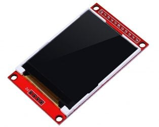 2.0 Inch SPI TFT LCD Color Screen Module Ili9225 Serial Interface 176 x 220
