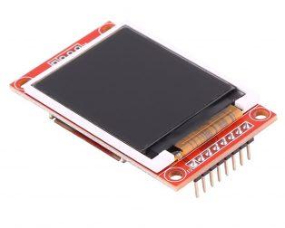 ST7735S LCD Controller Datasheet